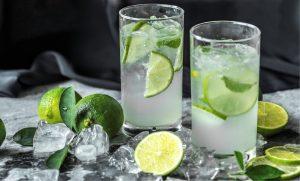 Caipirinha de Limão